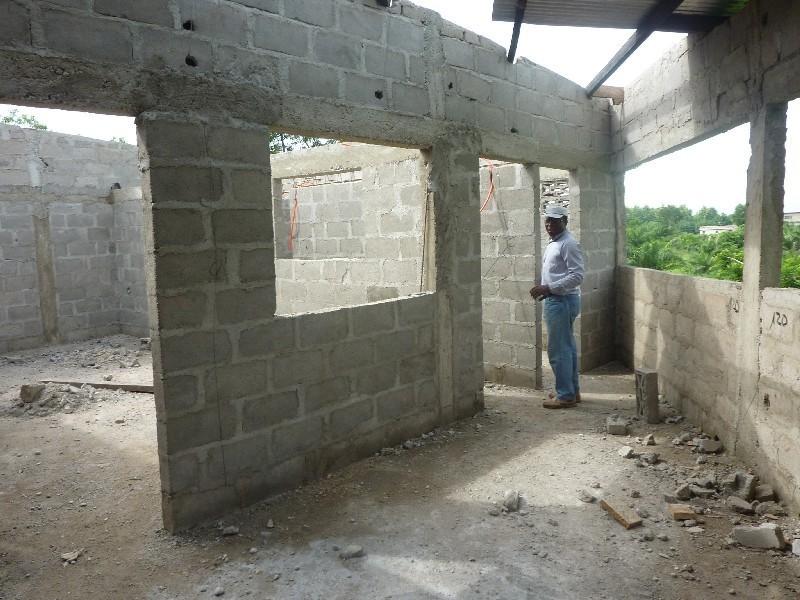 costruzione camere per personale ospedale
