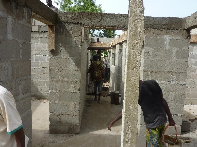 costruzione camere per personale ospedale3