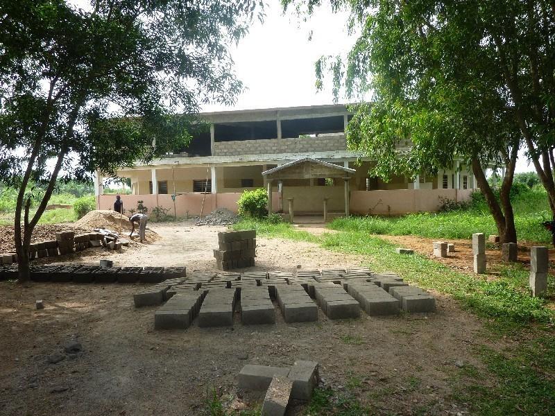 lavori costruzione ospedale
