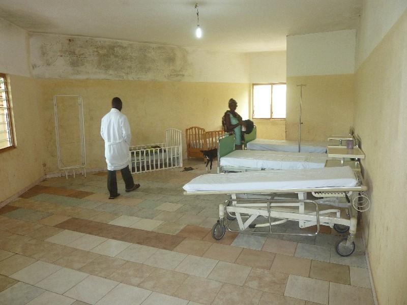 sala di ospedalizzazione